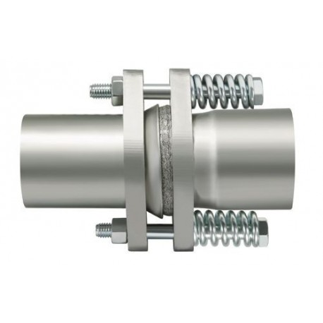 Compensador Inox 50mm Longitud 170mm