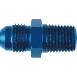 Adaptador Goodridge Macho / Macho JIC 3/4X16 - NPT 3/8X18