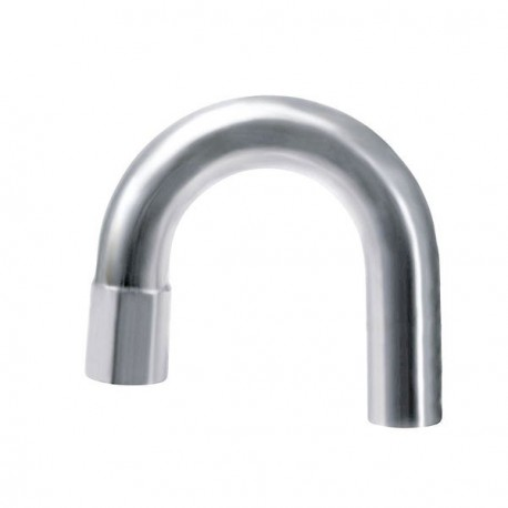 Codo 180° Inox Diámetro 63.5mm / Longitud 550mm