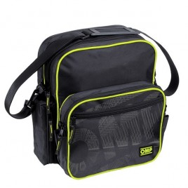 Bolsa OMP CO-DRIVER PLUS Negra