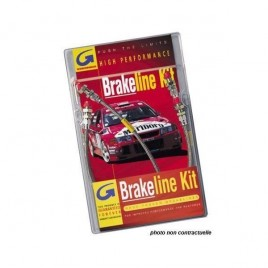 Kit Flexible de Freno Goodridge VK4 Alfa Romeo 156 GTA