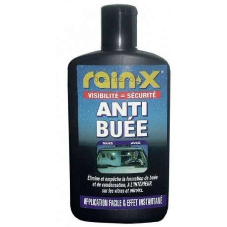 Frasco RAIN'X Anti Vaho 200ML