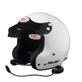 Casco BELL MAG-1 RALLY + clips HANS