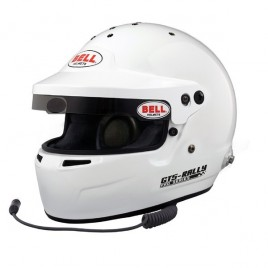 Casque BELL GT5 RALLY + HANS