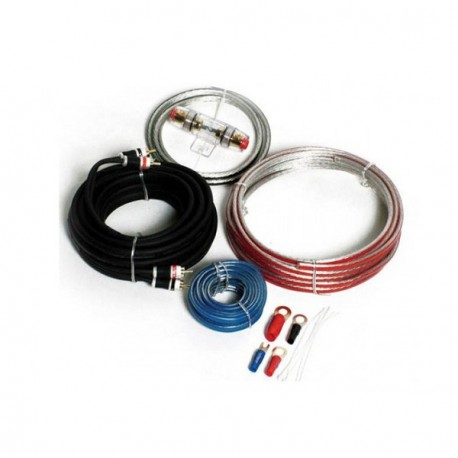 Kit cablage 8mm Stereo