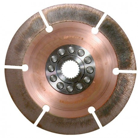 "Disco de Embrague AP 184mm 1""x23-6.00 6p"
