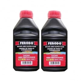 Pack 2 Líquido de Frenos Ferodo Racing DOT 5.1 500ml