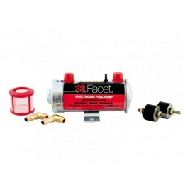 Kit Bomba de Gasolina Facet Silver 2 Top 132L/h 450/500g