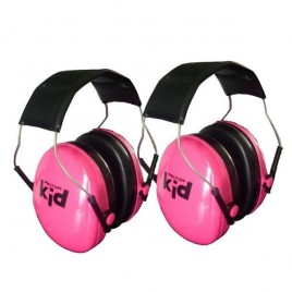 Pack 2 Casco Anti-Ruido Peltor niño Peltor KID Rosa