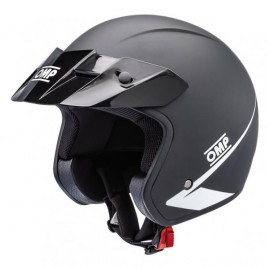 Casco OMP Star my2019 negro mate
