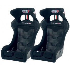 Pack 2 Asiento Baquet Atech Extreme S2