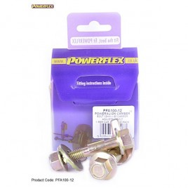 Kit Tornillos Powerflex Ajuste Inclinación 12mm