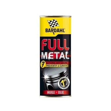 Tratamiento / Aditivo BARDAHL Full Metal 400ml