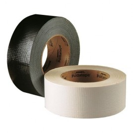 Rodillo Scotch Eco 50mm x 50M Negro Gaffer