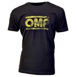 Camiseta OMP Black