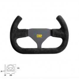 Volante OMP Indy Abierto 250mm