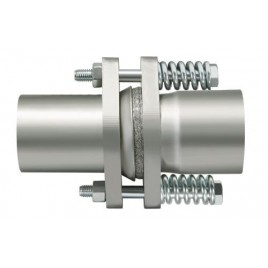Compensador Inox 45mm Longitud 170mm